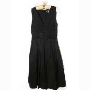 Jessica Howard Evening Black Dress. Size 4